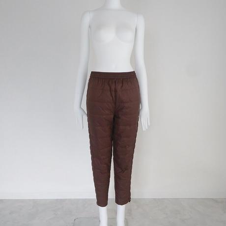 2021aw b021-432p Light Down Amphora Pants~Boutique Ordinary~