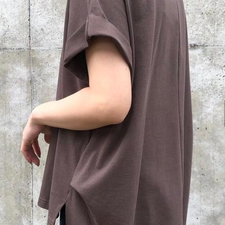 【立体ロゴTシャツ】 エンボスロゴTシャツ - LER-1890C - -~praia~