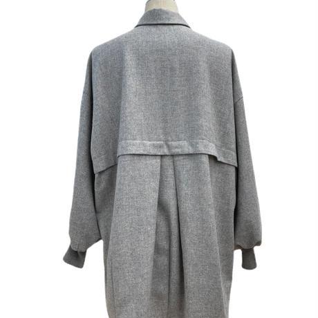 予約商品!!2021w  892102 エコツイードシャツジャケット~ayane/アヤン~