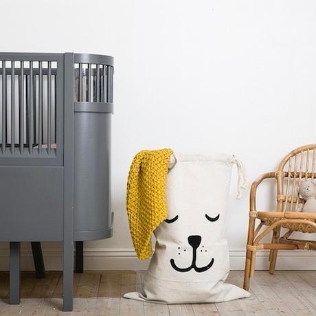 TELLKIDDO Fabric bag Bear