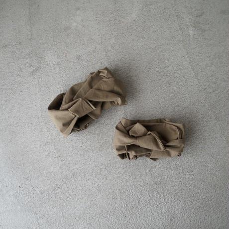【KIDS】 celosia / guru guru band standard (cotton 100%) khaki beige