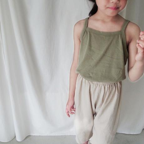 Jr.  basic camisole (3color)