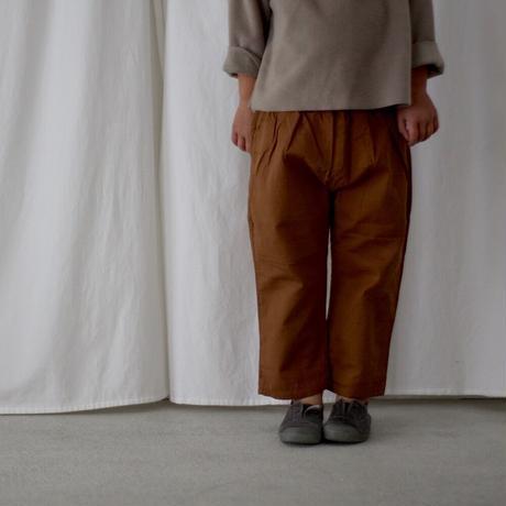 [一部size、colorのみ] KIDS  daily pants (3color)