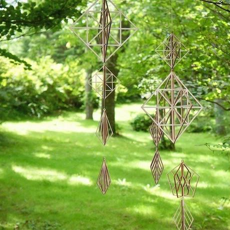 kito 木製オーナメント リーフ