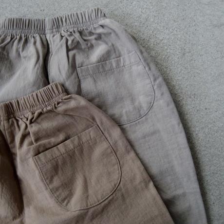 KIDS daily pants 〜140cm (2color)