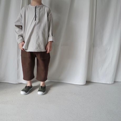 Jr. sweat pants (3color)