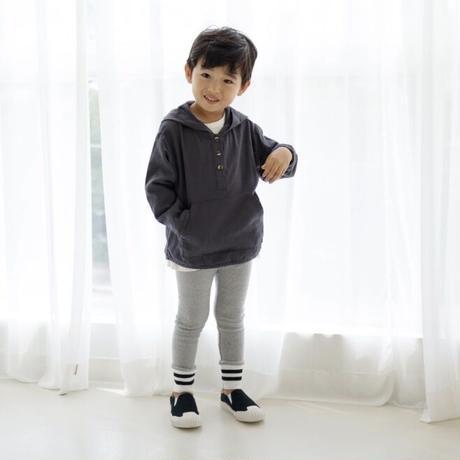 KIDS cotton hoodie (2color)