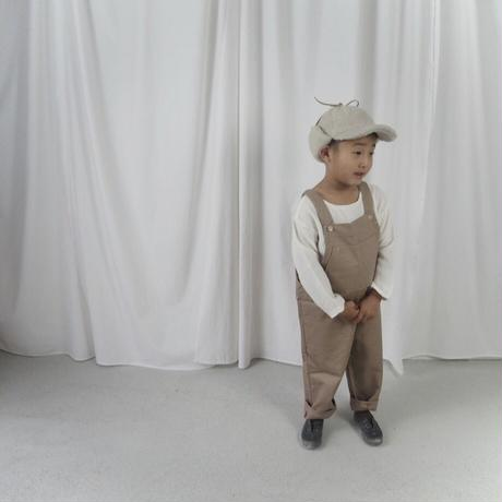 KIDS cotton overall (2color)
