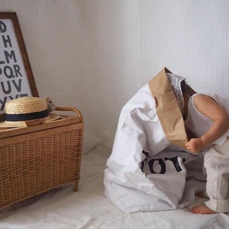 TELLKIDDO Paper storage bag  TOYS