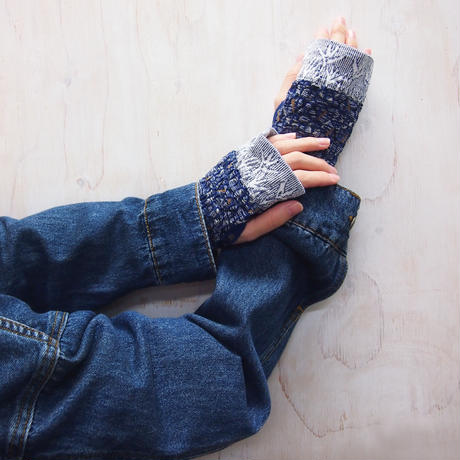 【Arm cover】 Growing plant  Arm cover    NR024T-88 (¥3,400 +tax)
