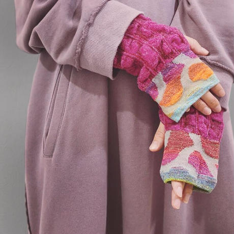 【Arm cover】 Winding line  Arm cover    NR027Y-36 (¥3,200 +tax)