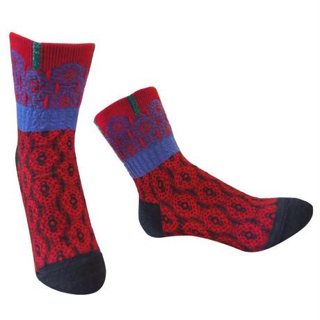 【Socks】 Vitality  Socks    NS266Y-95 (¥2,400 +tax)