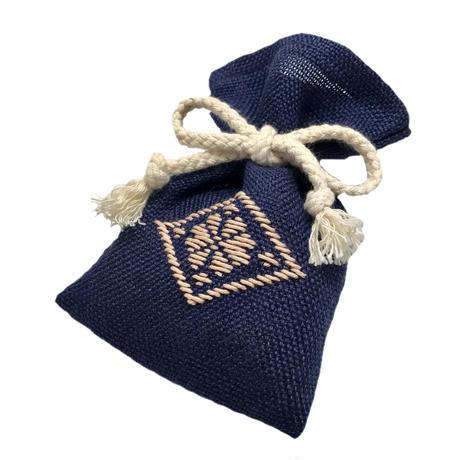 【菱刺し】青森ヒバの香り袋セット