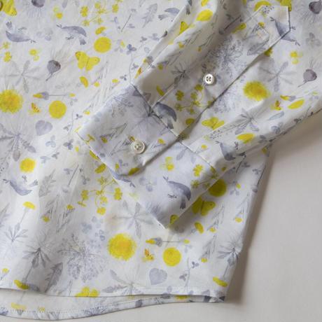 メンズシャツ / meadow flowers