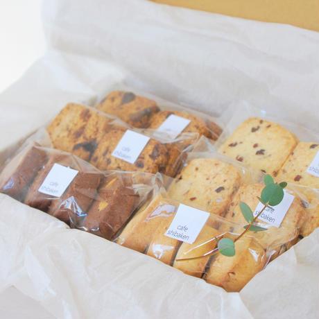 カフェシバケン 焼き菓子BOX(6個入り)