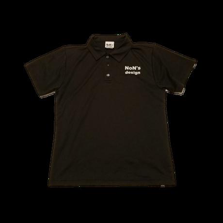 Silky Touch Golf Polo(Black)