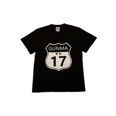 GUNMA-17×NoN`s design T-Shirt(Black)