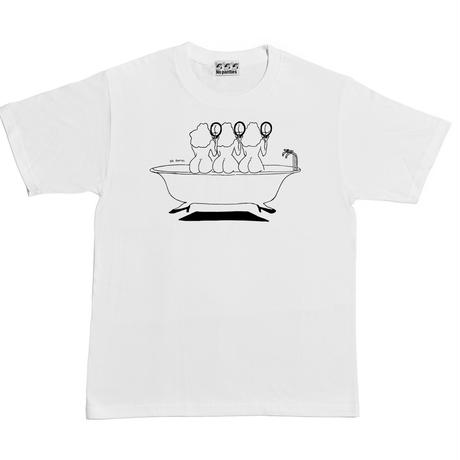 Bath tub T-shirt