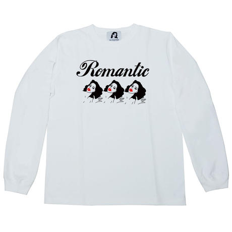 ROMANTIC RED LIP LONGSLEEVE