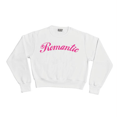 LOGO CROPPED PULLOVER