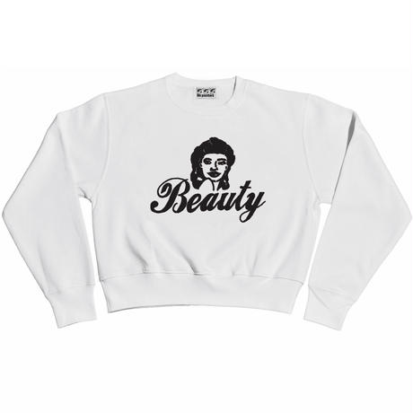 BEAUTY CROPPED PULLOVER