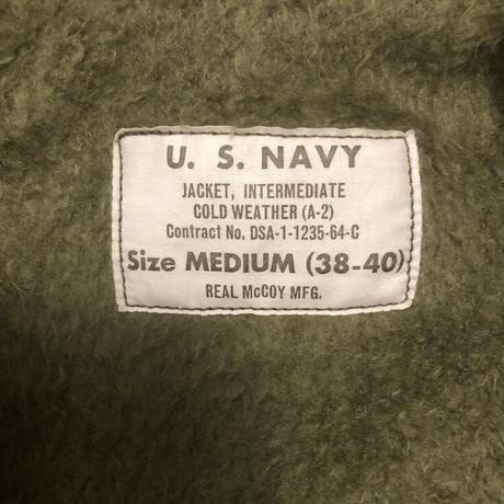 A-2 Deck Jacket Medium
