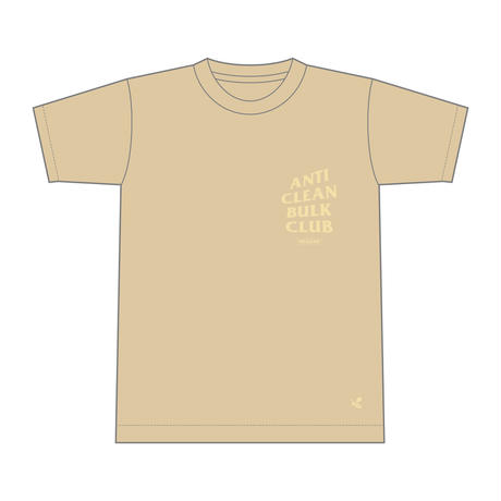 ANTI CLEAN BULK CLUB [BLACKFRIDAY edition] - light beige/beige