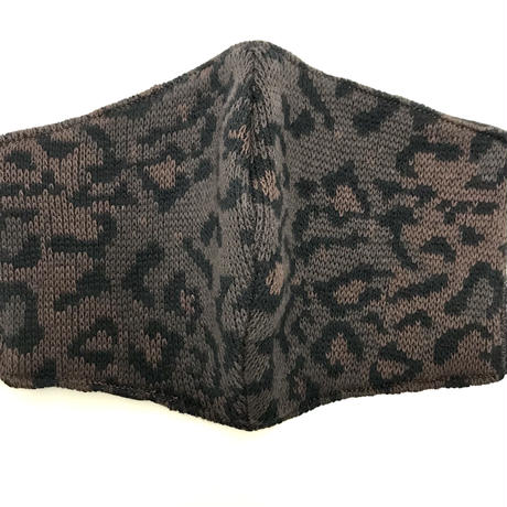 Sock Mask  Leopard