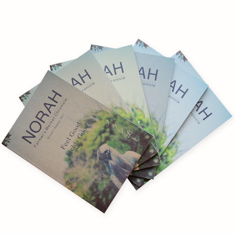 【印刷版】NORAH Season1: Summer2013