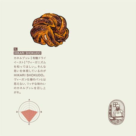 青山パン祭りオリジナルZINE