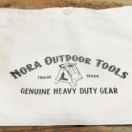 Nora Outdoor Tolls キャンバスサコッシュ