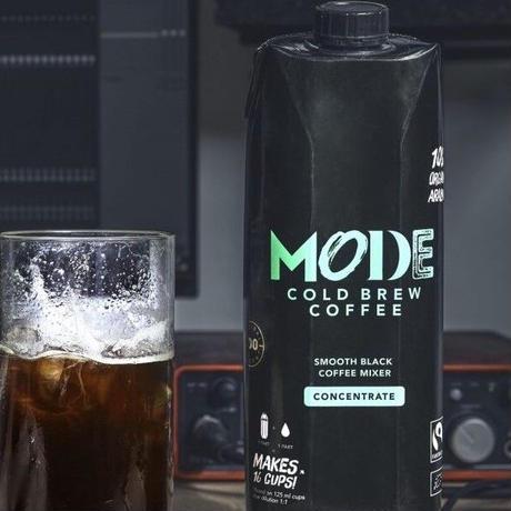MODE COLD BREW COFFEE