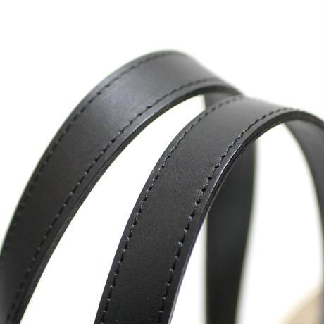 線画プリントトートバッグ / ブラック / Lサイズ(茂木商工コラボ商品)