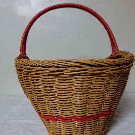 グランシュマン  レッドラタンバスケット S