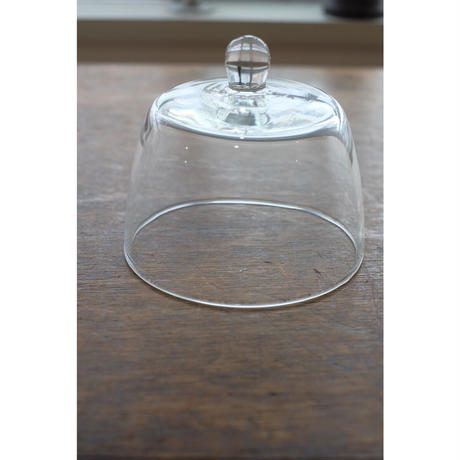 ガラスのフードカバーS