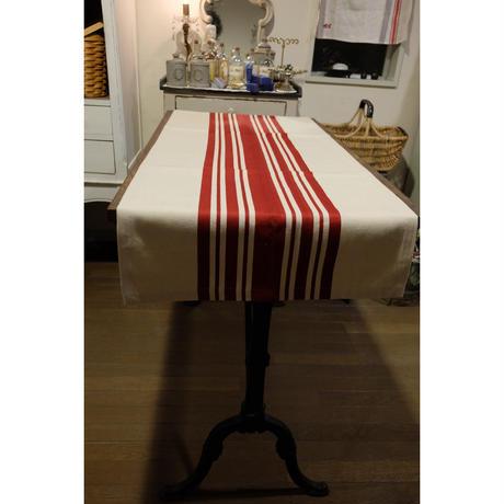 フレンチティッキング テーブルランナー(A)