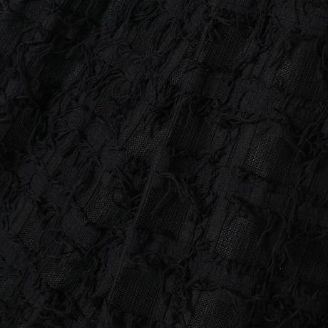 【芽風】(11125005)フリンジレースパンツ FIGARO japon掲載