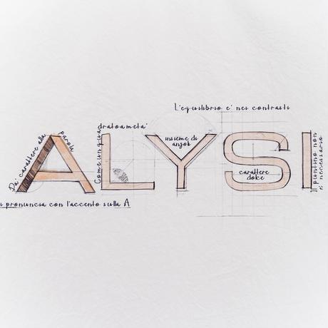 【ALYSI】(11155530)ロゴブラウス NorieM#44 P.115掲載