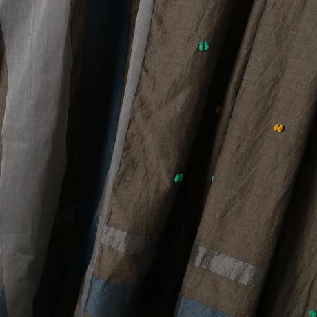 【慈雨】(11222032)ビッグチェックパピリオドレス NorieM#45 P.62掲載