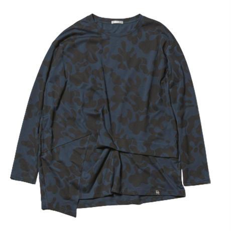【Manner Mode】Dw2R/迷彩プリントプルオーバー(10247501) MY DRESS CODE#ZERO P14掲載