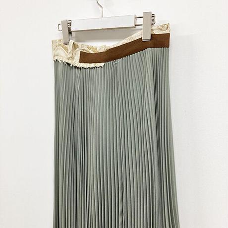 【ALYSI】(11155039)  プリーツスカートNorieM#43 P.82