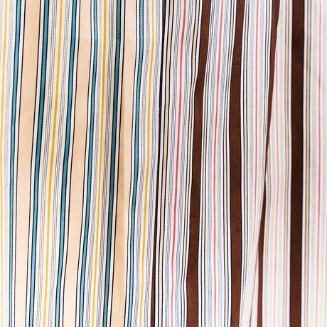 【ALYSI】(11155511)ストライプスカート NorieM#44 P.114掲載