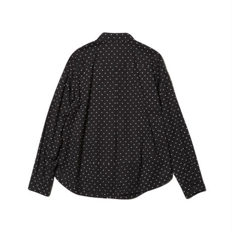 【Manner Mode】Lucruca/ドットブラウス(10227905) MY DRESS CODE#ZERO P14掲載