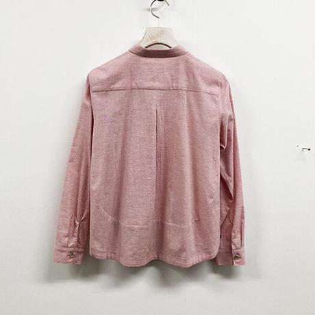 【Manner Mode】Lucruca/ガーゼコットンブラウス(10227901) MY DRESS CODE#ZERO P14掲載