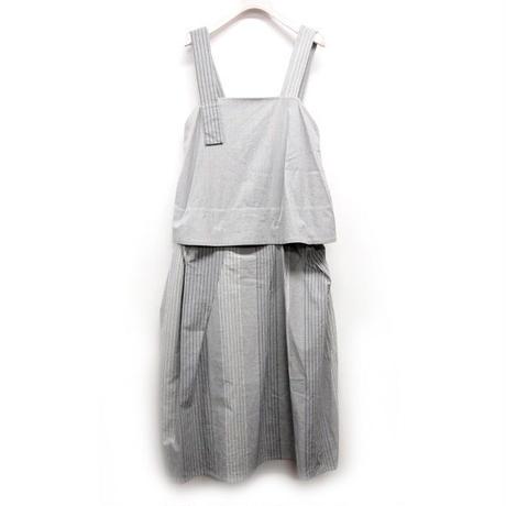 【大人のおしゃれ手帖6月号掲載】【慈雨】ドレス(07122199)
