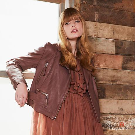 【ALYSI】(08255010)ジャケット NorieM magazine #34 P38掲載