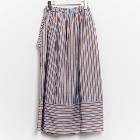 【ALYSI】(11155520)ストライプスカート NorieM#44 P.117掲載