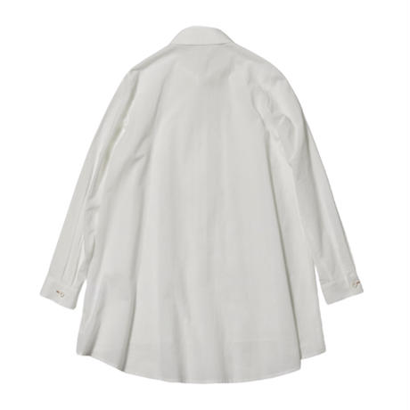 【Manner Mode】Lucruca/ガーゼコットンロングブラウス(10227902) MY DRESS CODE#ZERO P14掲載