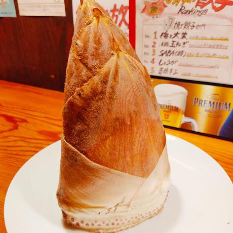 【期間限定販売】竹の子餃子 10ケ
