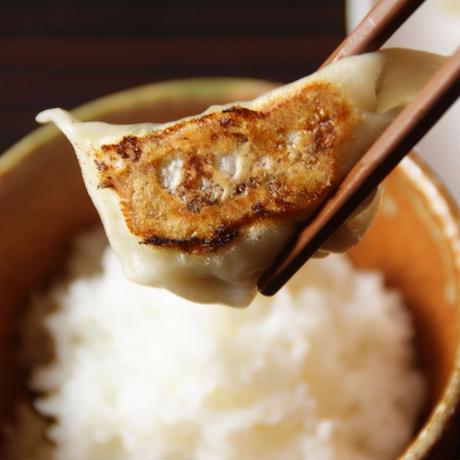 【期間限定販売】牡蠣と青ネギの餃子 10ケ